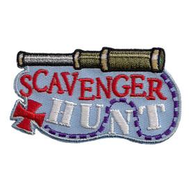 S-2278 Scavenger Hunt Patch