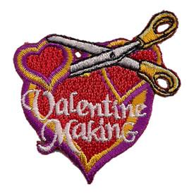 S-2279 Valentine Making Patch