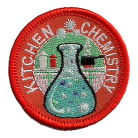 S-2280 Kitchen Chemistry Patch