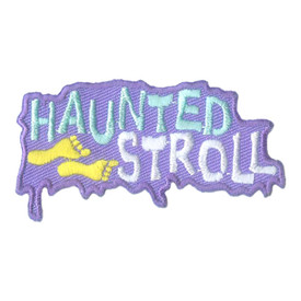 S-2284 Haunted Stroll Patch