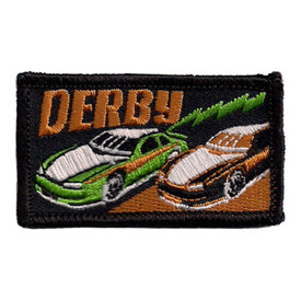 S-2291 Derby (2 Cars) Patch