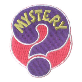 S-2298 Mystery (Question) Patch