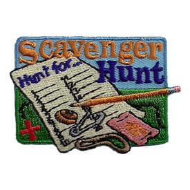 S-2304 Scavenger Hunt (List) Patch