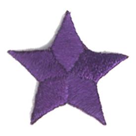 S-0059P Star - Purple Patch