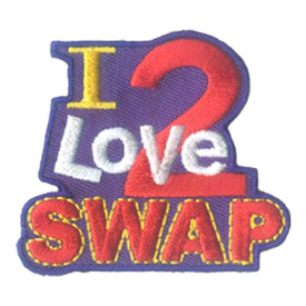 S-2315 I Love 2 Swap Patch