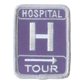 S-2317 Hospital Tour (Sign) Patch