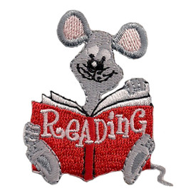 S-2318 Reading (Mouse) Patch