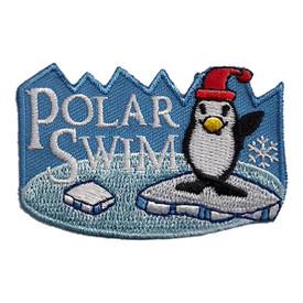 S-2320 Polar Swim (Penguin) Patch