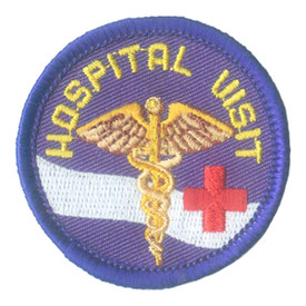 S-2326 Hospital Visit Patch