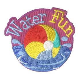 S-2329 Water Fun (Beach Ball) Patch