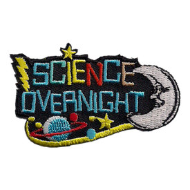 S-2343 Science Overnight Patch