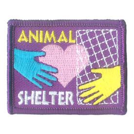 S-2344 Animal Shelter Patch