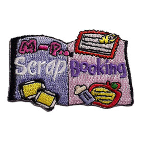 S-2347 Scrapbooking Patch