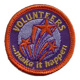 S-2354 Volunteers Patch