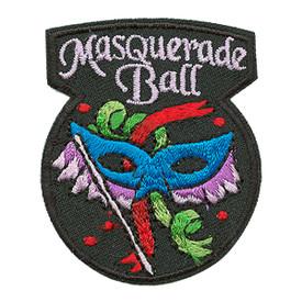S-2358 Masquerade Ball Patch