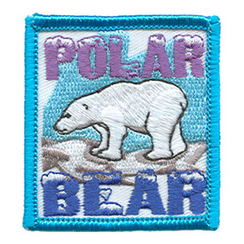 S-0064 Polar Bear Patch