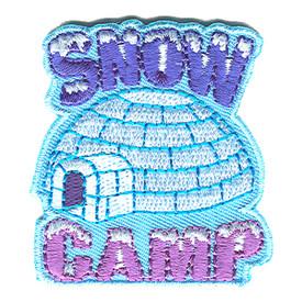 S-0066 Snow Camp (Igloo) Patch