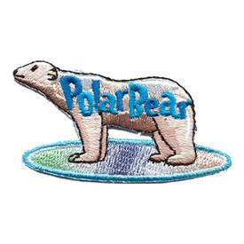 S-0067 Polar Bear Patch