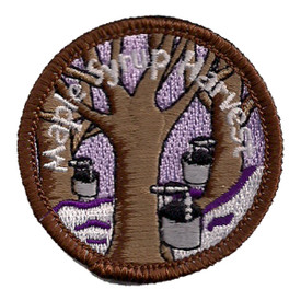S-2422 Maple Syrup Harvest Patch