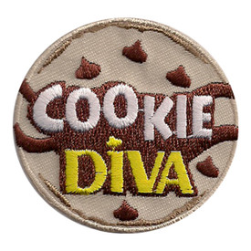 S-2430 Cookie Diva Patch