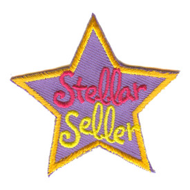S-2441 Stellar Seller Patch