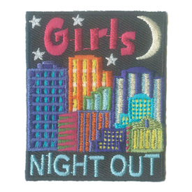 S-2445 Girls Night Out Patch