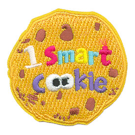 S-2451 1 Smart Cookie Patch