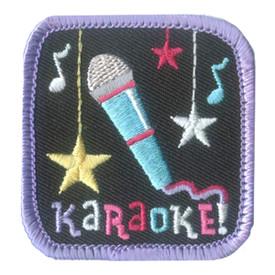 S-2453 Karaoke! Patch