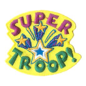 S-2456 Super Troop Patch