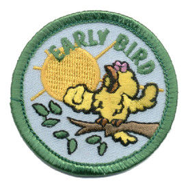 S-0083 Early Bird Patch