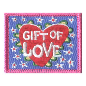 S-2466 Gift Of Love Patch
