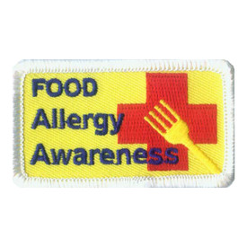 S-2484 Food Allergy Awareness Patch