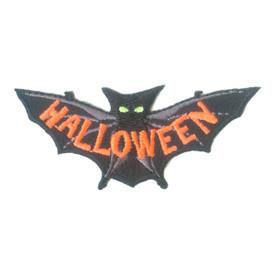 S-2489 Halloween (Bat) Patch
