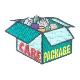 S-2491 Care Package Patch