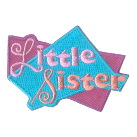 S-2492 Little Sister Patch