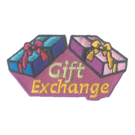 S-2497 Gift Exchange Patch