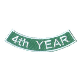 S-2519 4th Year Rocker Patch