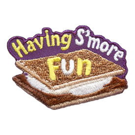 S-2525 Having S'more Fun Patch