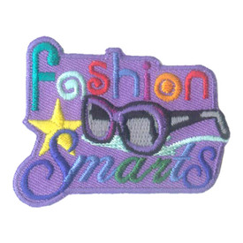 S-2536 Fashion Smarts Patch