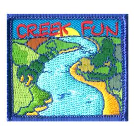 S-2539 Creek Fun Patch