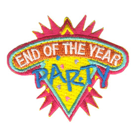 S-2544 End Of The Year Party Patch