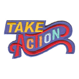 S-2551 Take Action Patch