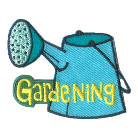 S-2562 Gardening (Water Can) Patch