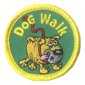 S-2564 Dog Walk Patch