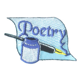 S-2569 Poetry Patch