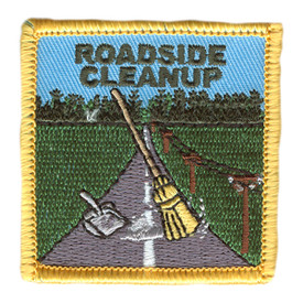 S-2575 Roadside Cleanup Patch