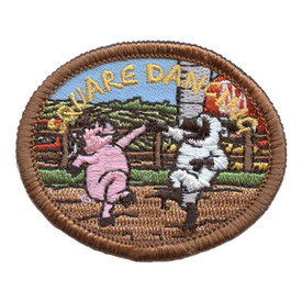 S-2582 Square Dance (Pig & Sheep)