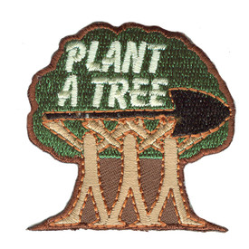 S-2589 Plant A Tree Patch