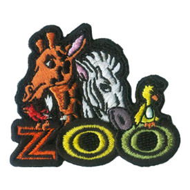 S-2601 Zoo Patch