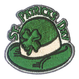 S-2602 St. Patrick's Day Patch